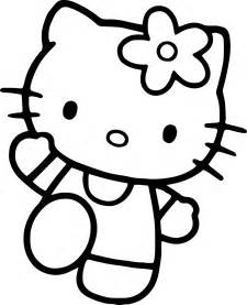 Hello Kitty Coloring Pages Princess sketch template