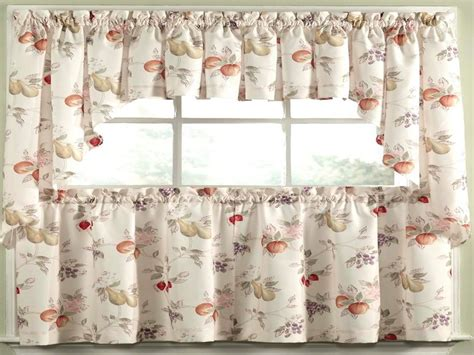 White Sheer Window Curtains Kitchen Curtains Sheer Curtains With Hummingbird Design