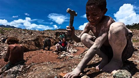 democratic republic of congo child labor mining conflict mineral mining in the democratic republic of the