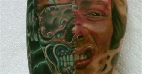 tattoo convention san antonio quot dave mustaine vic rattlehead quot tattoo of the day san
