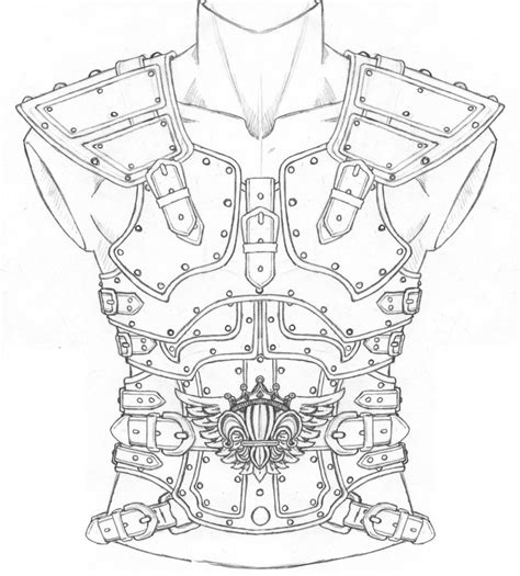 Armour Desain New new larp armor design by arronis on deviantart