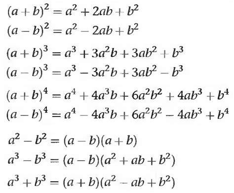 Kumpulan Rumus Fisika Dan Matematika kumpulan rumus algebraic kosains