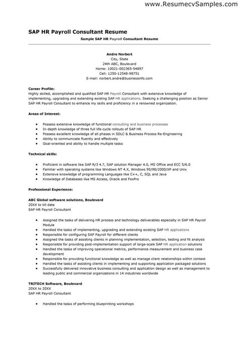 resume sle sap consultant resume ixiplay free resume