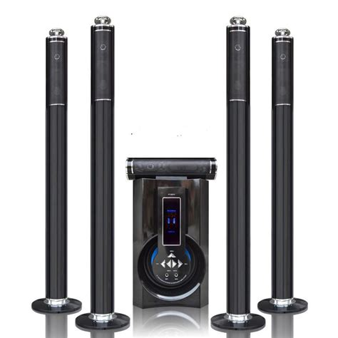 2015 newest 5 1 wireless buletooth home theater system
