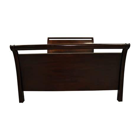 crate and barrel bed frames 90 off crate and barrel crate and barrel wood queen