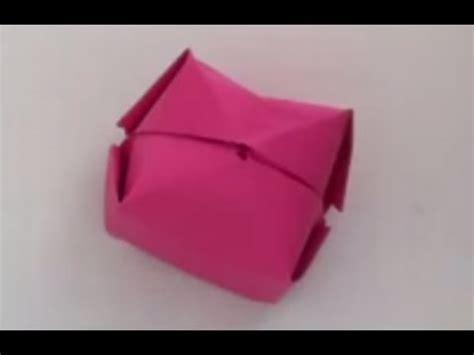 faire un ballon en origami bombe à eau papier youtube