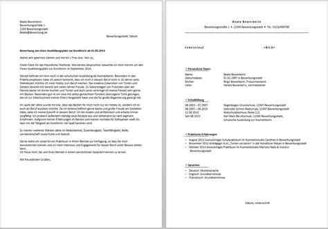 Bewerbung Anschreiben Einleitung Ausbildung Der Gro 223 E Bewerbungscheck Teil 3 Bewerbung Als Konditorin Ausbildung De