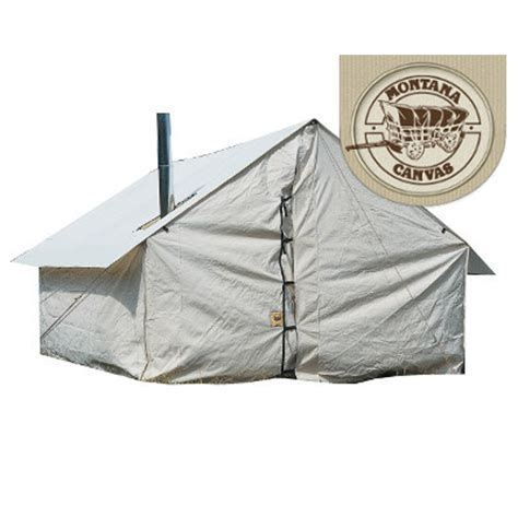 montana canvas wall tent porch wall tent by montana canvas big boys toys outdoor rentals