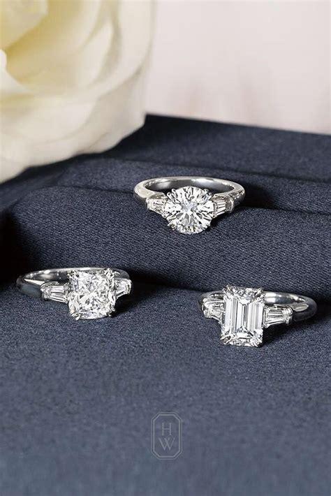 best 25 harry winston engagement rings ideas on