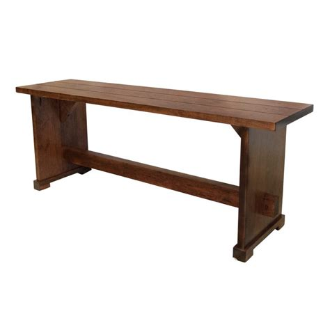 plank bench plank bench amish crafted furniture
