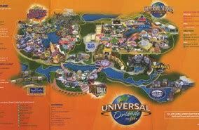 theme park brochures maps theme park brochures