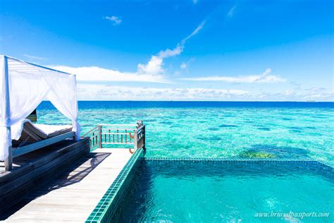 Tropical Island Paradise: A Lookbook from Maldives   Bruised Passports