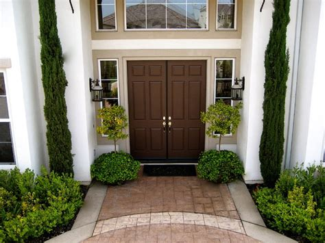 front entry ideas front entry contemporary landscape los angeles by