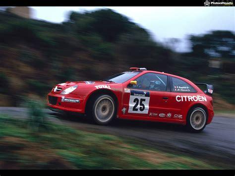 Citroen Wrc by Citroen Xsara Wrc Pic Of The Week Pistonheads