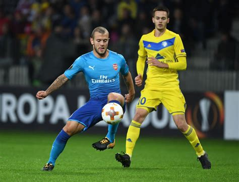 arsenal bate highlights bate borisov 2 4 arsenal highlights europa league
