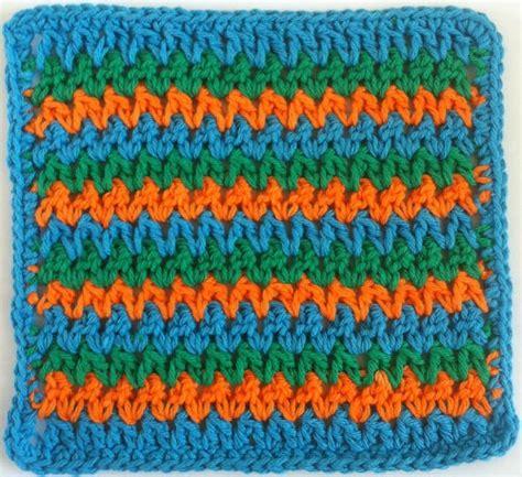 zig zag dishcloth knitting pattern 1000 images about crochet on pinterest patterns chunky