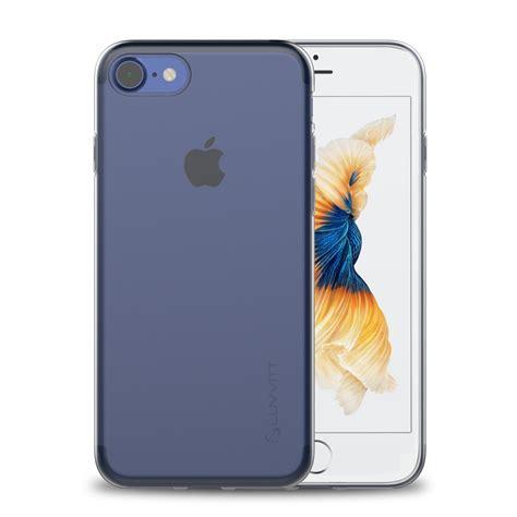Iphone 6 Slim Silikon Tpu Back Lentur Soft Cover Casing luvvitt ultra slim for iphone 7 soft tpu rubber back cover clear