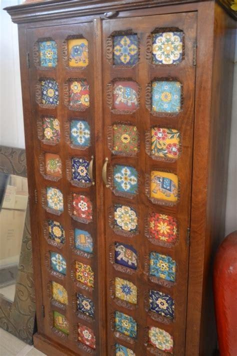 armadio etnico armadio etnico con mattonelle ethnic chic mobili etnici prezzi