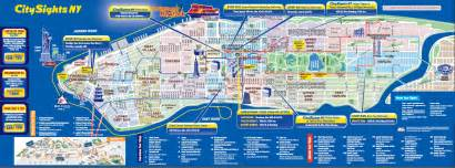 Map Of New York City Attractions by Maps Update 1368632 New York City Tourist Map Pdf