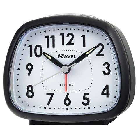 ravel quartz alarm clock rc  timesource