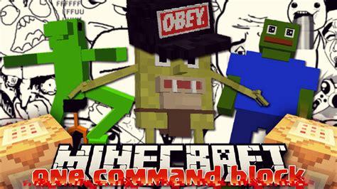 Meme Mod Minecraft - i meme in minecraft minecraft ita one command block