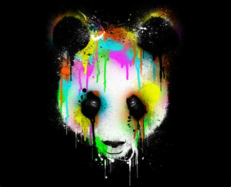design by humans reddit technicolor panda by design by humans on deviantart