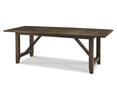 chelsea table universal furniture curated chelsea kitchen table