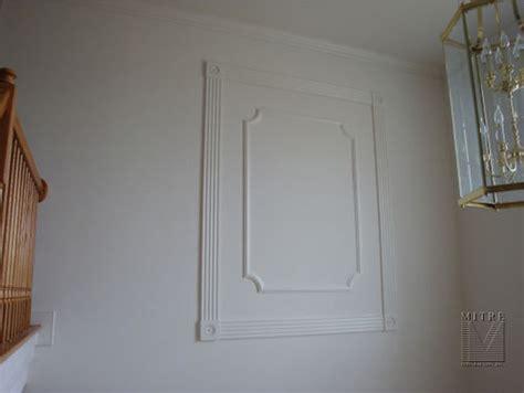 decorative moulding wall treatment mitre contracting inc