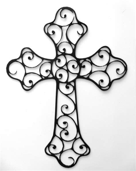 gallery  decorative cross template