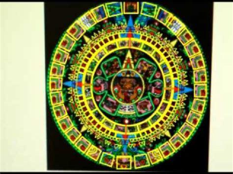 Como Leer El Calendario Azteca Explicacion Calendario O Azteca Mario Quot V Quot Parte