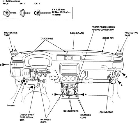 how to remove dash panel from a 2012 buick enclave repair guides interior dashboard autozone com
