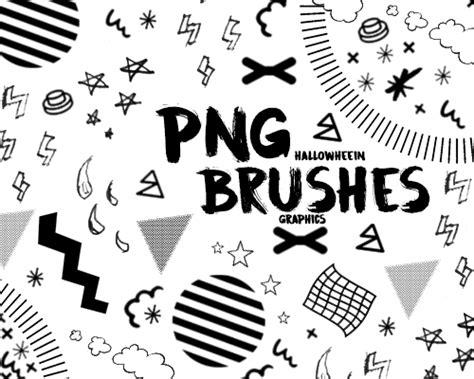 Brush 18 Pcs 18 pcs png brushes by sugajhussi on deviantart
