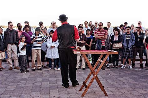 Trick Streat Magic Vcd magic matt outdoor magic shows and festival magic in toronto