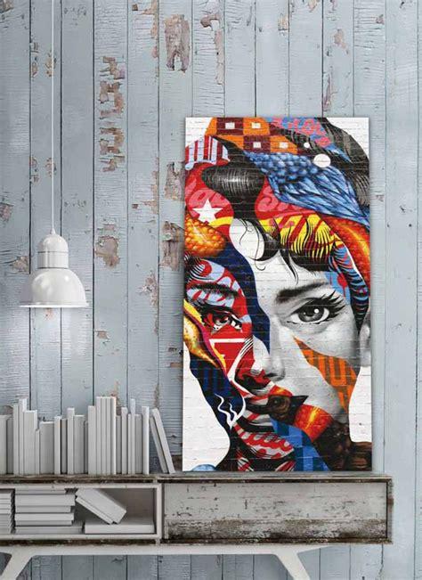 cuadros murales mural mujer moderno www decoraciongimenez pintura