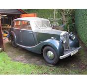 Triumph Renown Historic Classic Car SOLD 1952 On And