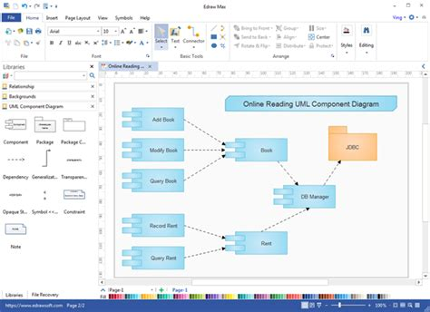 uml software free free uml diagram maker