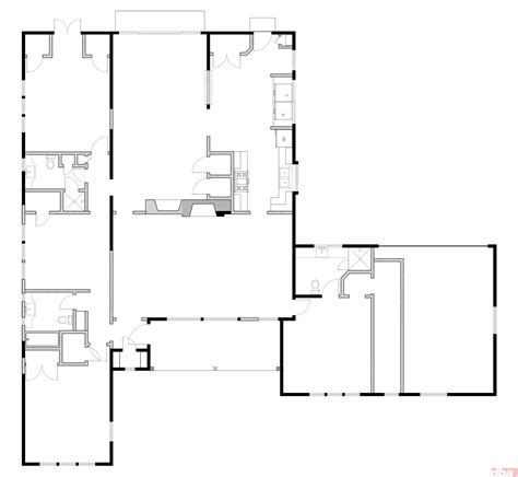 encino home renovation floor plans dan brunn architecture blog 100 tadao ando floor plans