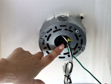 Chandelier Junction Box How To Install An Exterior Motion Sensor Light Pretty Handy Bloglovin