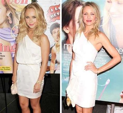 Who Wore It Better Hayden And In The And Sequin Stripe Dress by Who Wore It Better Fashion