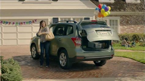 subaru crosstrek commercial with cute girl song in subaru commercial html autos post
