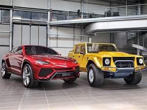Lamborghini Lm Lamborghini Confirm Engine For Urus Suv Jim On Cars