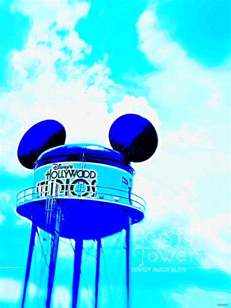 earffel tower  disneys hollywood studios