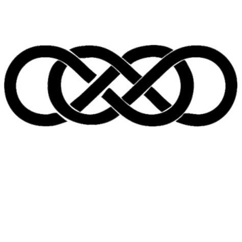 infinity tattoo logo double infinity infinitedouble twitter