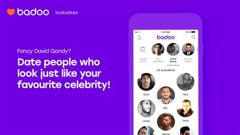 Find On Badoo Dating App Helps You Find Who Look Like Your