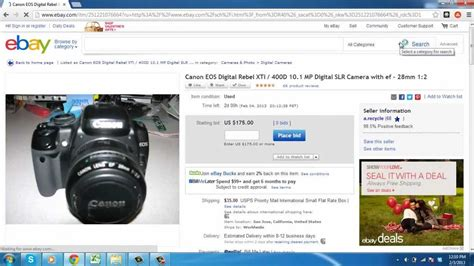 How To Search On Ebay How To Search Ebay By Item Number