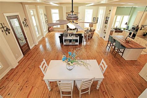 coastal living cottage of the year main living area my house pinterest southern