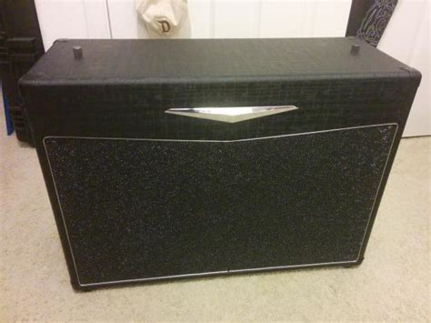 Crate 4x10 Guitar Cabinet by Crate V Series V212t 2x12 Tiltback Guitar Cab Tone Tubby