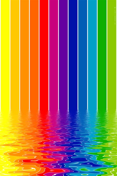 rainbow wallpaper pinterest iphone wallpaper by lars kehrel a world of colors