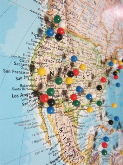 map your travels talks travel diy breakdown how to build a pin map