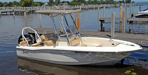 scout boats t top scout 195 sportfish review boat
